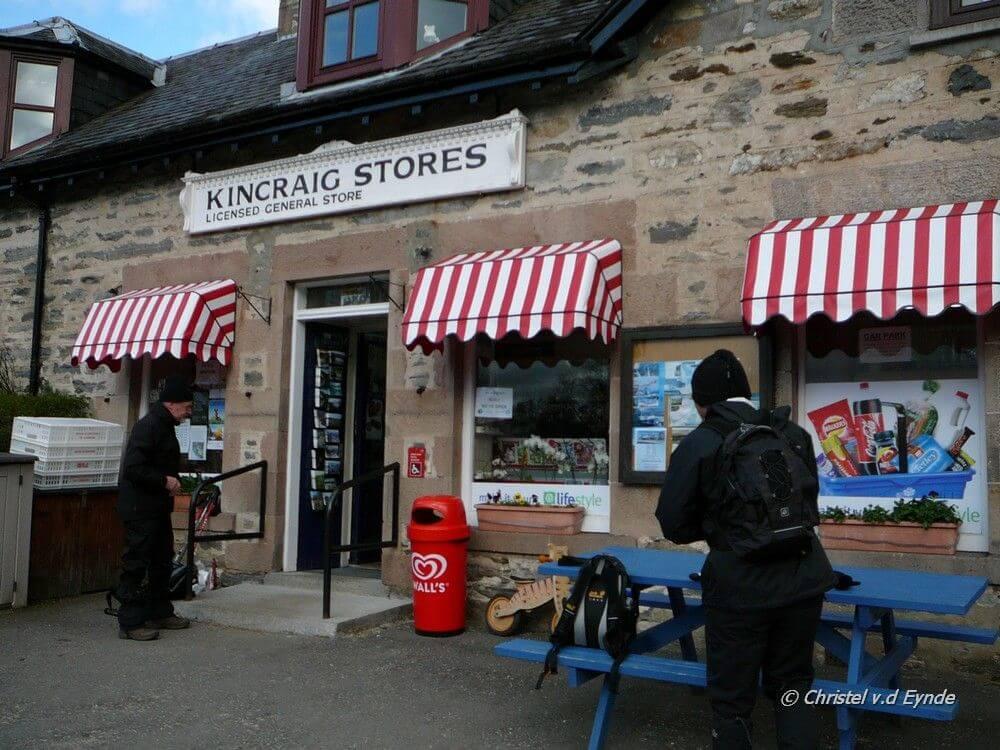 kincraig village store