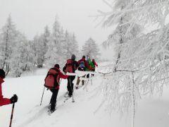 sneeuwschoenlopen oostenrijk Steiermark