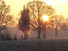 Wandelen met Kerst in de Achterhoek: wandelschoenen