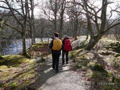 Wandelen over de East Higland Way