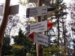 wandelen in Sudetenland