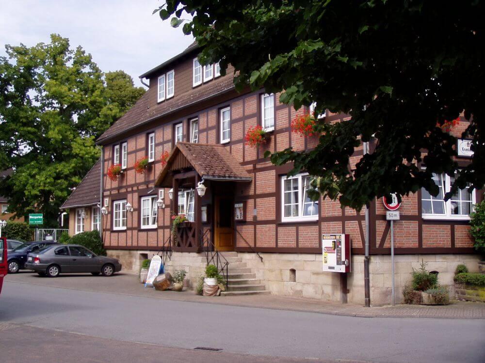 hotel in schonhagen