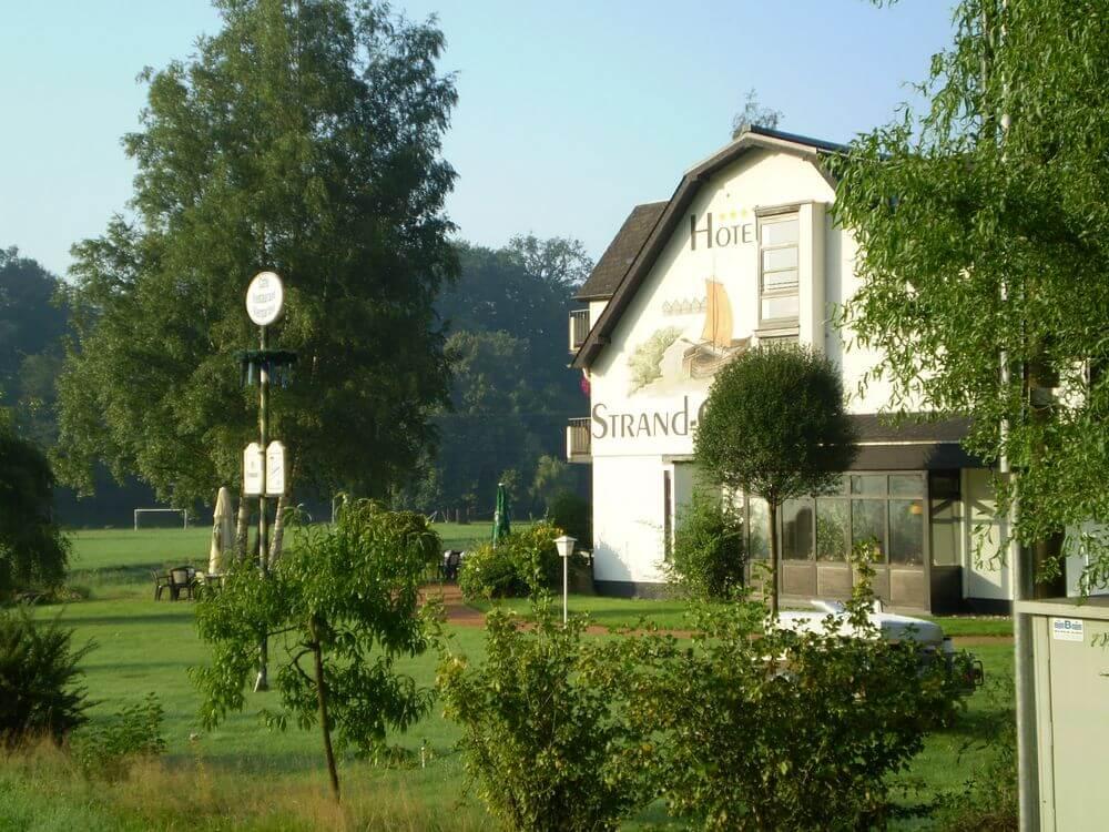 hotel in rossbach