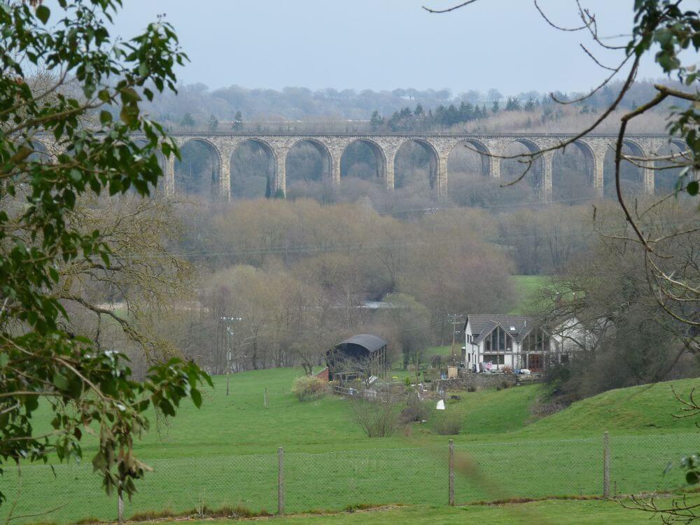 pontcysyllte aquaduct llangollen