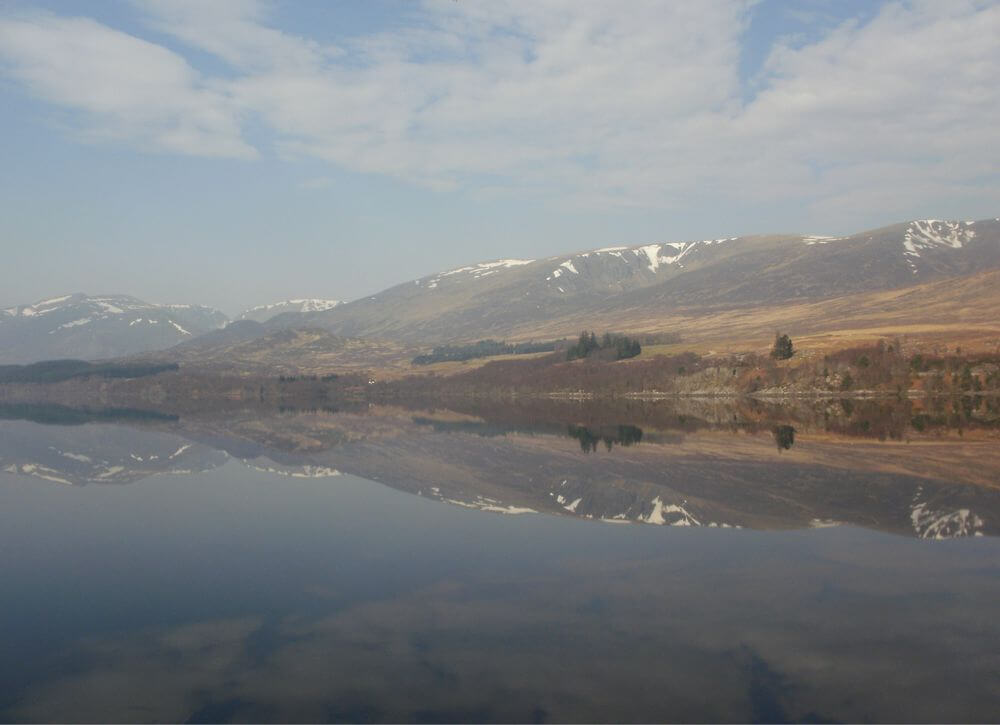 trektocht east highland way