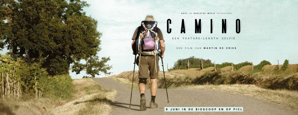 Film over Camino de Compostela