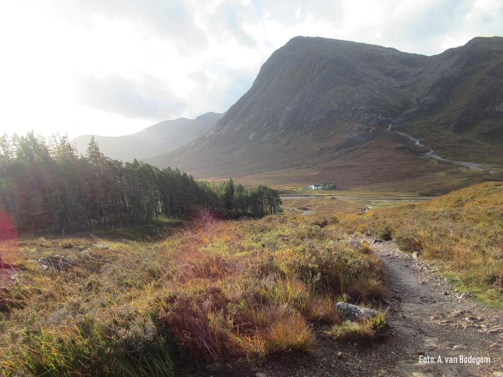 West Highland Way trektocht