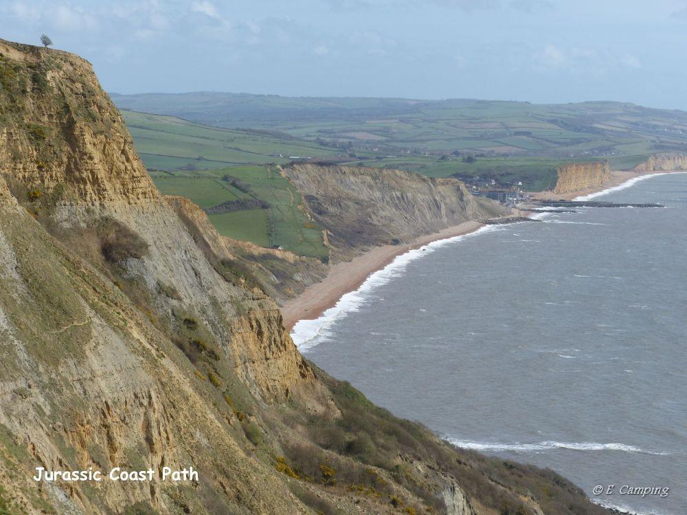 Wandelvakantie Jurassic Coast Path