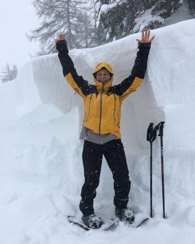 sneeuwschoenwandelen Oostenrijk